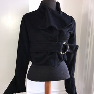Custom Made Bolero Jacket
